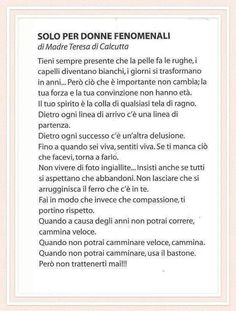 Poesia donna Madre Teresa