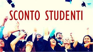 sconto studenti